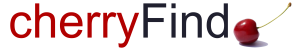 Cherry Find Logo