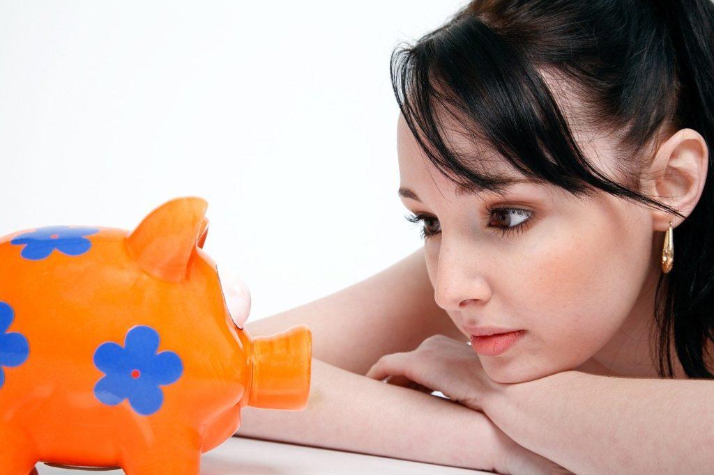 piggy bank, saving, money